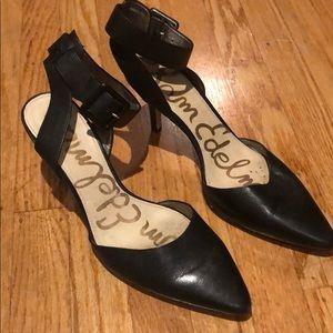 Sam Edelman low heels size 10
